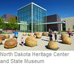 North Dakota Heritage Center, Bismark
