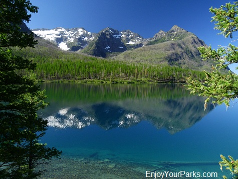 Upper Kintla Lake, Glacier National Park
