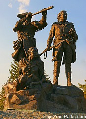 State of Montana Lewis and Clark Memorial