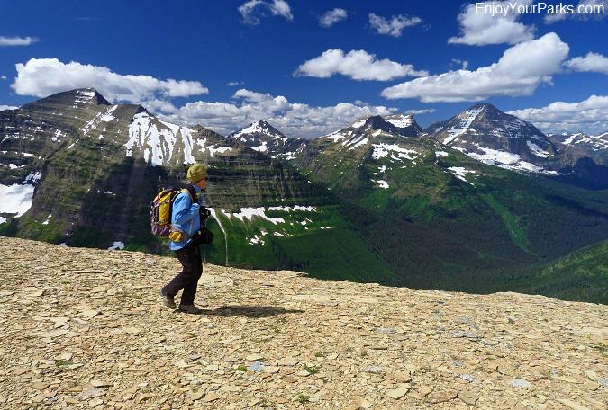 Dawson - Pitamakan Pass Loop Trail, Glacier Park
