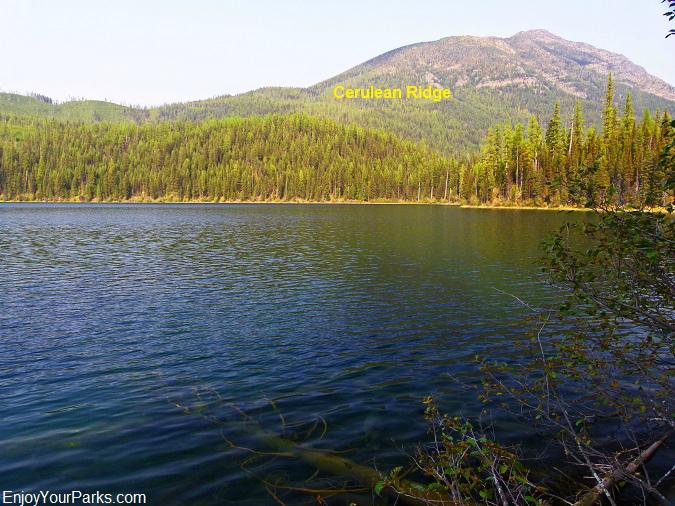 Middle Quartz Lake, Glacier National Park