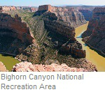 Bighorn Canyon National Recreation Area, Wyoming