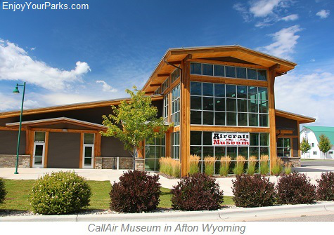 CallAir Museum, Afton Wyoming