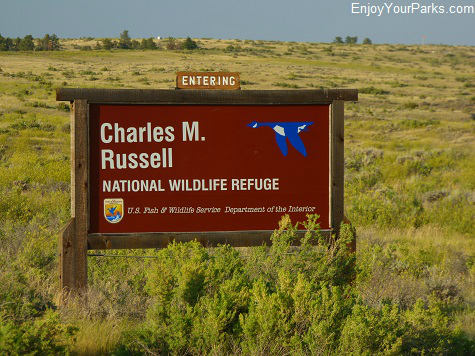 Charles M. Russell National Wildlife Refuge, Montana