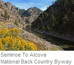Seminoe-Alcova National Back Country Byway, Wyoming