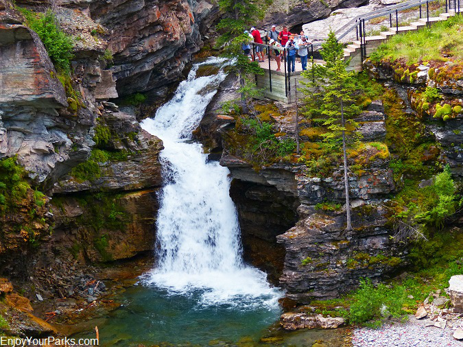 Blakiston Falls, Red Rock Parkway, Waterton Lakes National Park