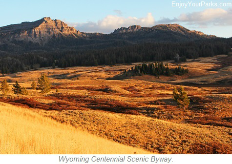 Wyoming Centennial Scenic Byway, Wyoming