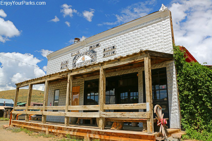 Atlantic City Mercantile, Wyoming