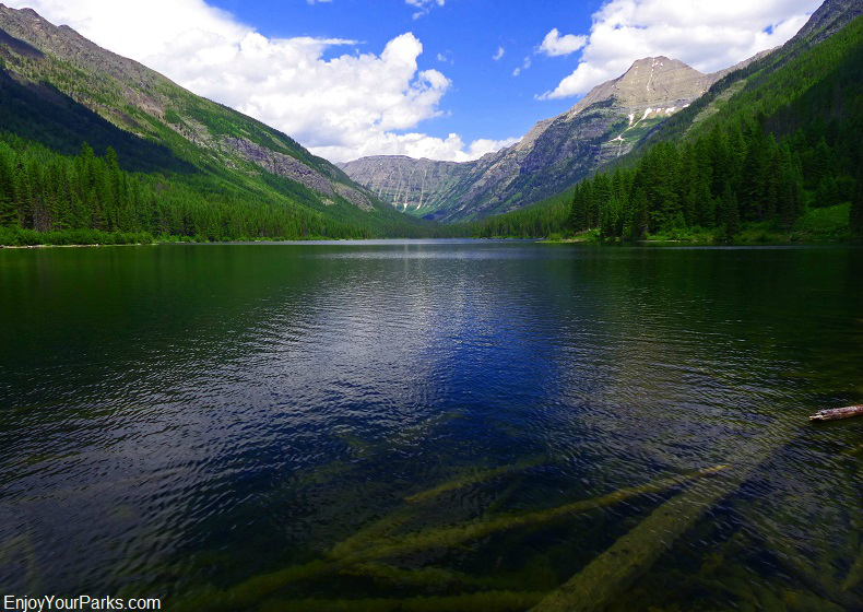 Trout Lake, Glacier National Park