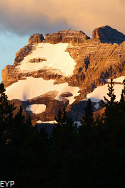 Mount Custer, Waterton Lakes National Park