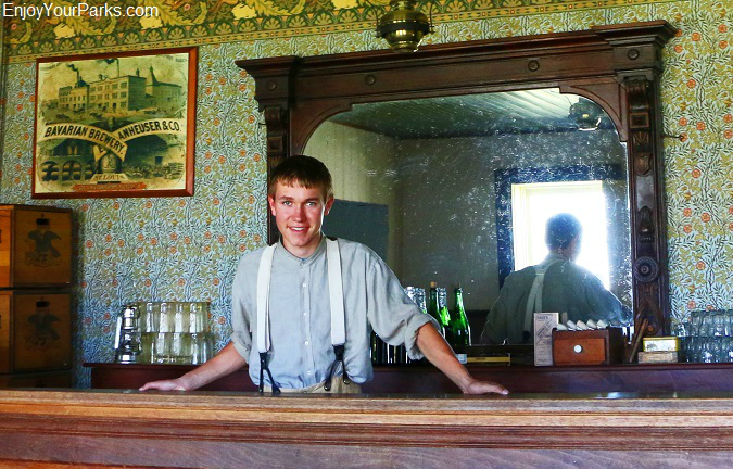 Soldiers Bar Room, Fort Laramie National Historic Site, Wyoming