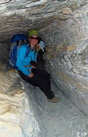Crypt Lake Tunnel, Waterton Lakes National Park