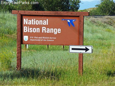 National Bison Range Montana
