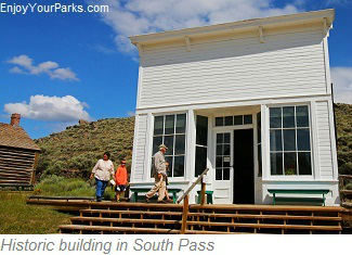 South Pass City State Historic Site, Wyoming
