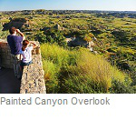 Painted Canyon Overlook, Theodore Roosevelt National Park