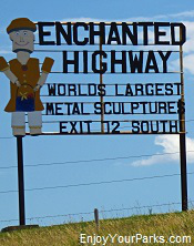 Enchanted Highway, North Dakota