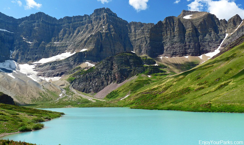 Cracker Lake, Glacier National Park