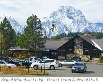 Signal Mountain Lodge, Grand Teton National Park