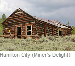 Hamilton City (Miners Delight), Wyoming