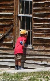 Bannack State Park Montana
