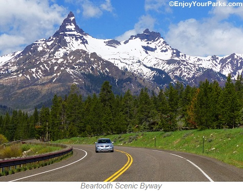Buffalo Bill Cody Scenic Byway, Wyoming