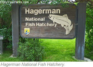 Hagerman National Fish Hatchery, Thousand Springs Scenic Byway, Idaho