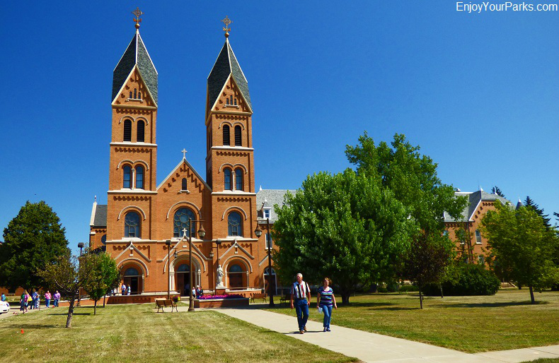 Assumption Abbey, North Dakota