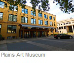 Plains Art Museum, Fargo North Dakota