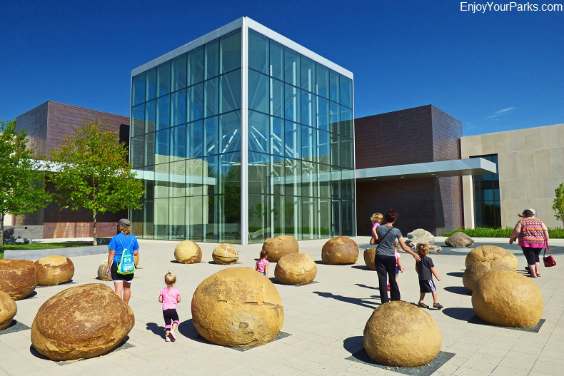 North Dakota Heritage Center and State Museum, Bismark