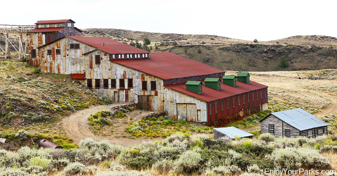 Carissa Mine, South Pass City State Historic Site, Wyoming