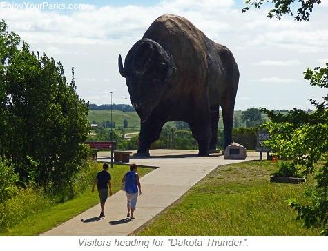 Dakota Thunder, Jamestown North Dakota