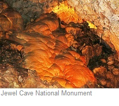 Jewel Cave, South Dakota