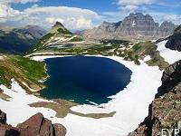 Sue Lake Overlook, Glacier Park