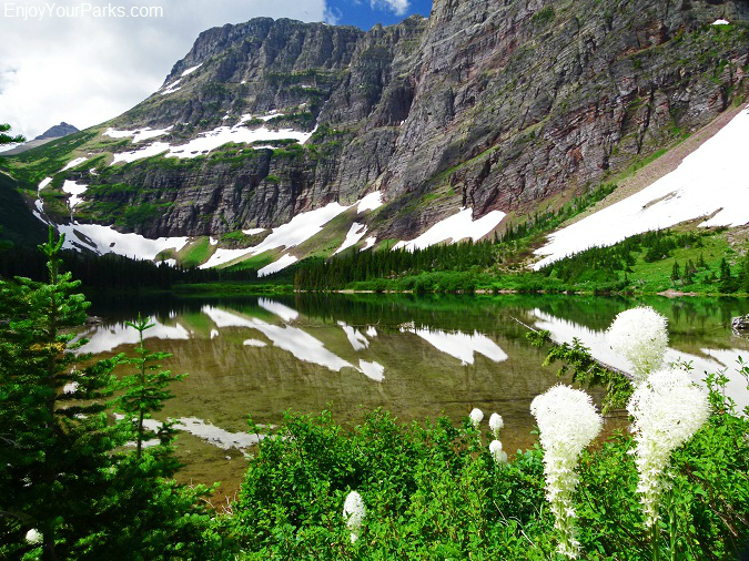 Morning Star Lake, Glacier National Park