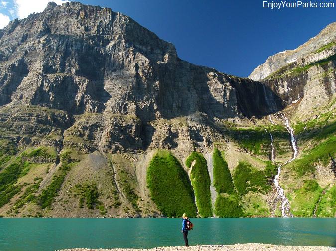 Lake Francis, Glacier Park