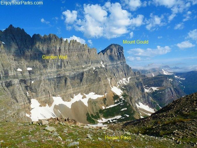 Piegan Pass, Glacier Park