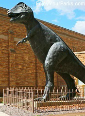 U of W Geological Museum, Laramie Wyoming