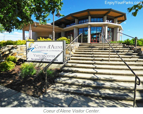 Coeur d'Alene Visitor Center
