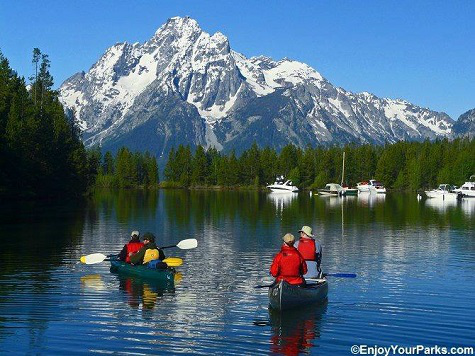 Colter Bay, Grand Teton National Park, Wyoming