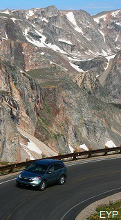 Beartooth Scenic Highway Montana