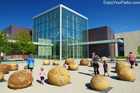 North Dakota Heritage Center, Bismark North Dakota