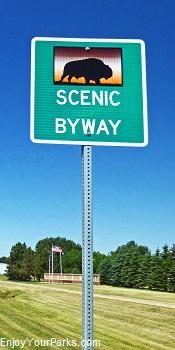 North Dakota Scenic Byway