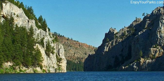 Gates of the Mountains, Montana
