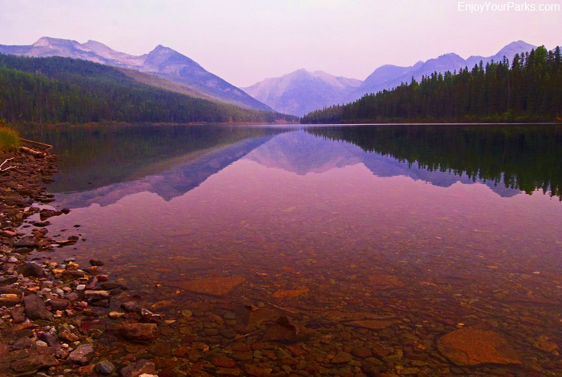 Logging Lake, Glacier National Park
