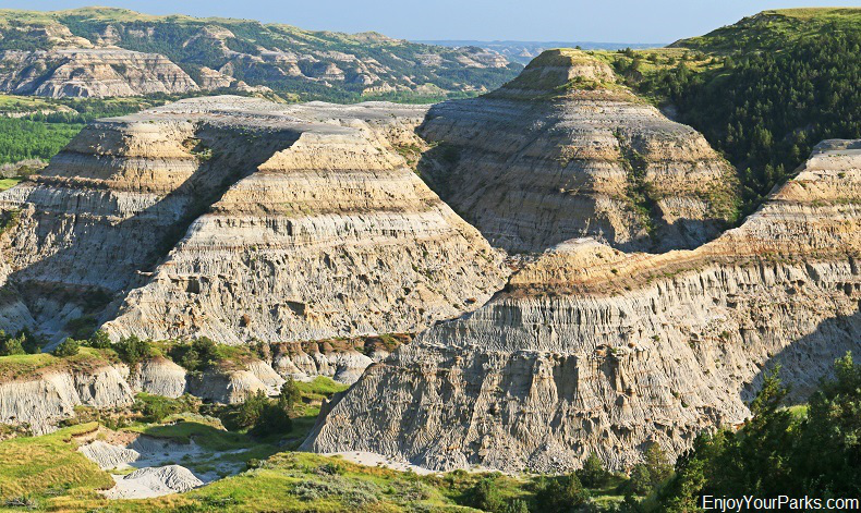 Roosevelt National Park, North Dakota
