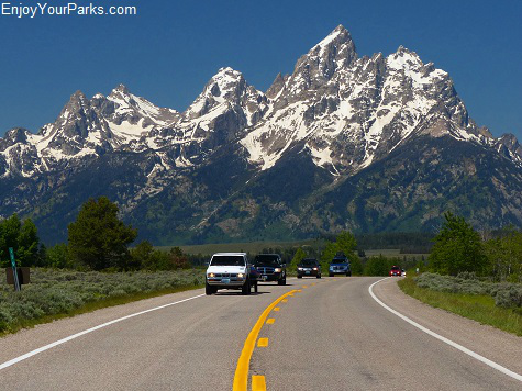 Highway 89, Grand Teton National Park