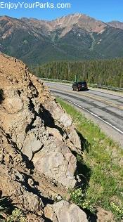 Galena Summit, Sawtooth Scenic Byway, Idaho