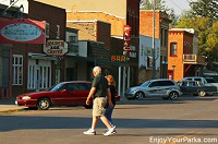 Historic Main Street, Fort Benton Montana