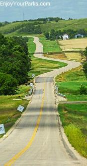 Sheyenne River Valley National Scenic Byway, North Dakota