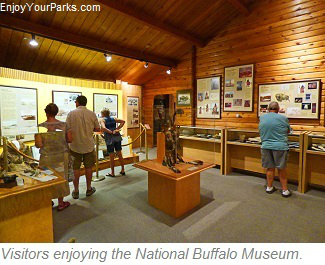 National Buffalo Museum, Jamestown North Dakota